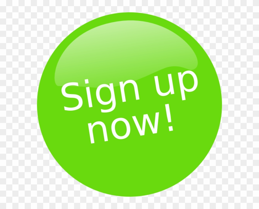 Sign Clipart - Reminder To Sign Up #48879
