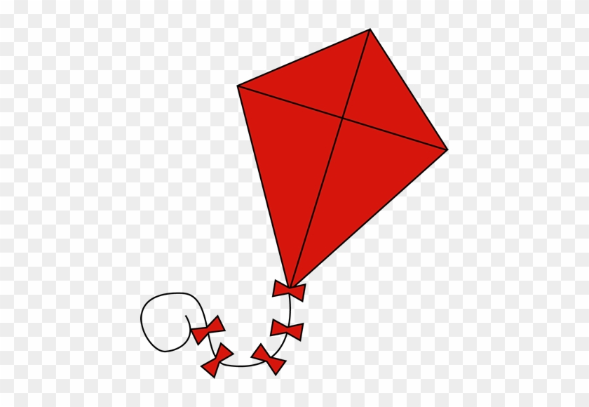 Clip Art Kite - Red Kite Clipart - Free Transparent PNG ...