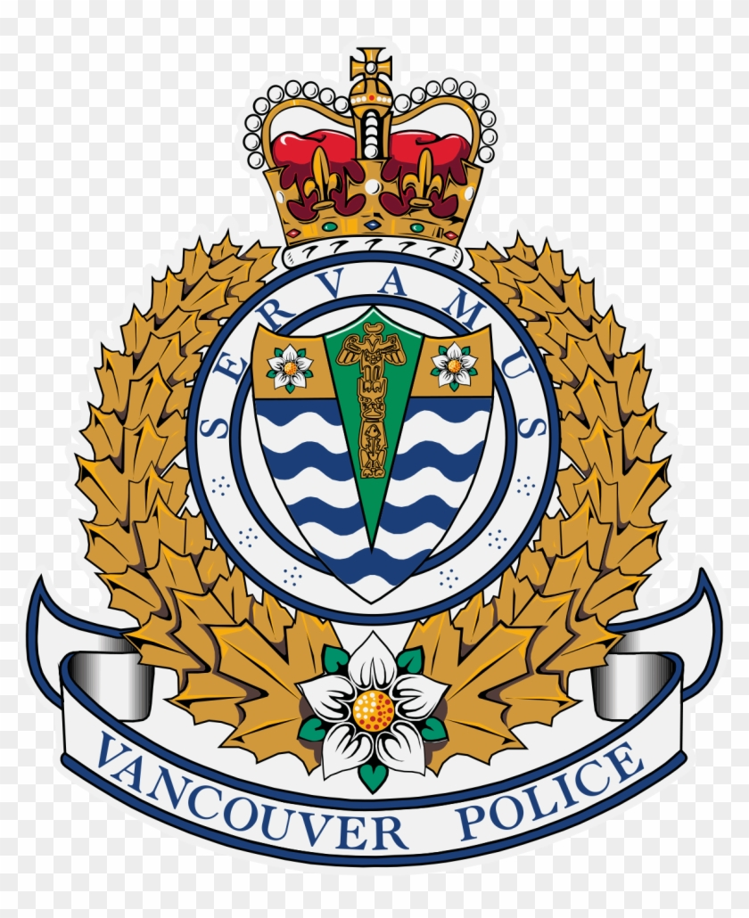 Vancouver Police Department Logo #48896
