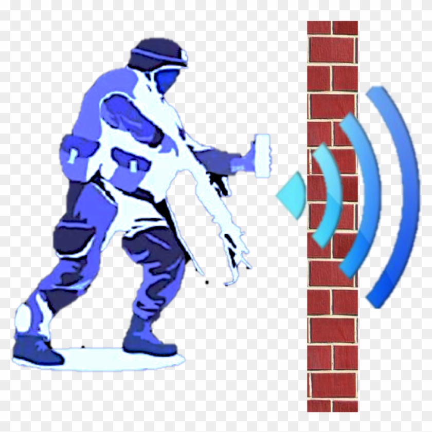 Law Enforcement - Wifi See Through Walls #48928