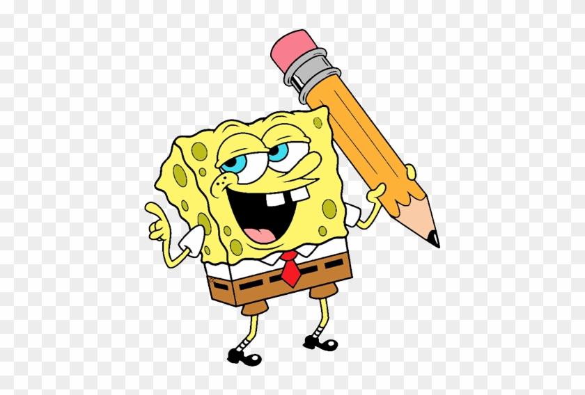 Spongebob Squarepants Clip Art Images - Bill Cipher Kid #48930