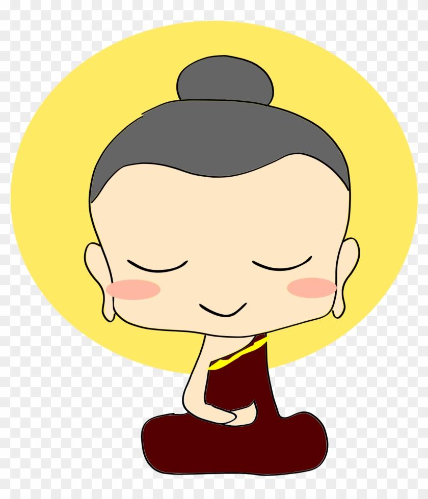 Maå'y Budda - Buddha Clipart #49098