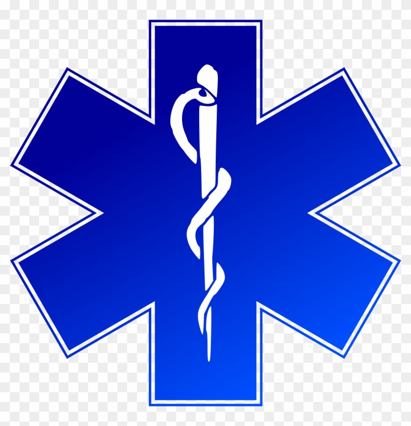 Healthcare Logos Images Clipart Ems Emergency Medical - Emergency Medical Service Logo #49114