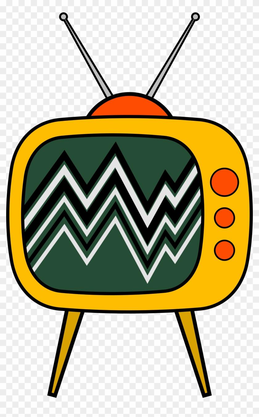 Big Image - Old Tv Cartoon Png #49220