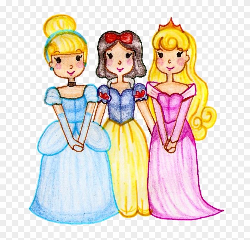 The - Three Princesses #49269