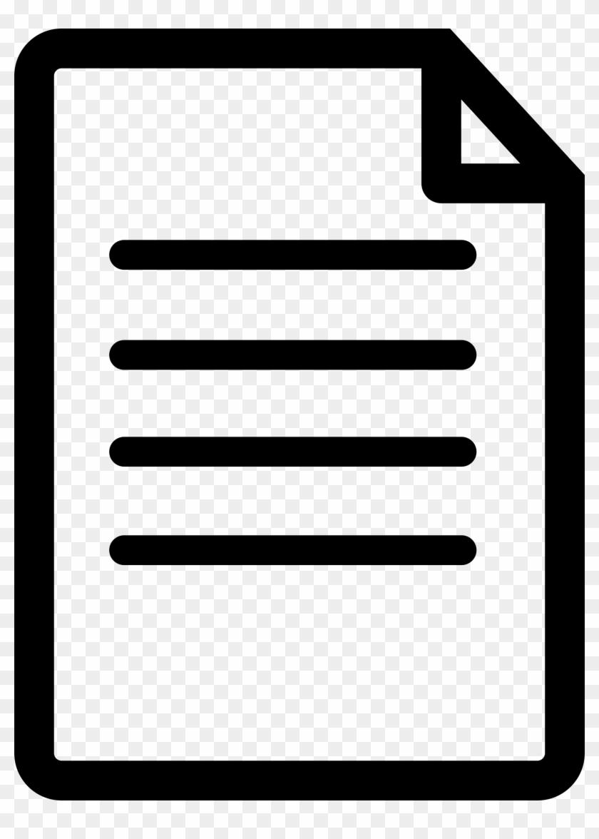 Folder Clipart Documentation - Documents Clipart - Png Download (#530248) -  PinClipart