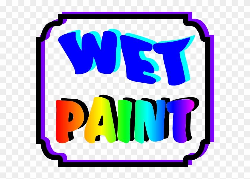 Paint Clipart Wet