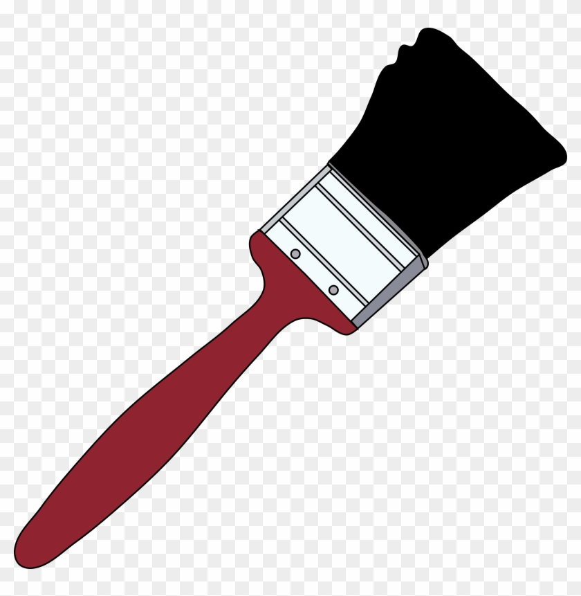 Paint Clip Art - Paint Brush Clip Art #49602
