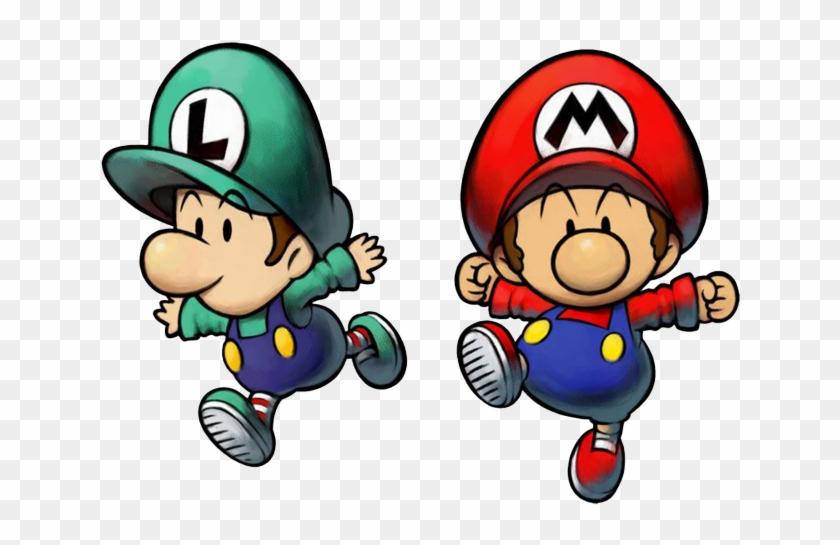 Kleurplaten Mario En Luigi.Mario Clipart Mario And Luigi Mario Luigi Partners In Time