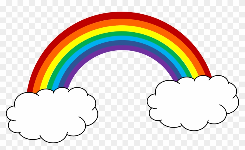 Rainbow Clipart Free Download Clip Art On Rainbow Clipart Png Free Transparent Png Clipart Images Download
