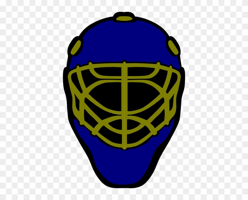Hockey Goalie Helmet Clipart Free Transparent Png Clipart Images