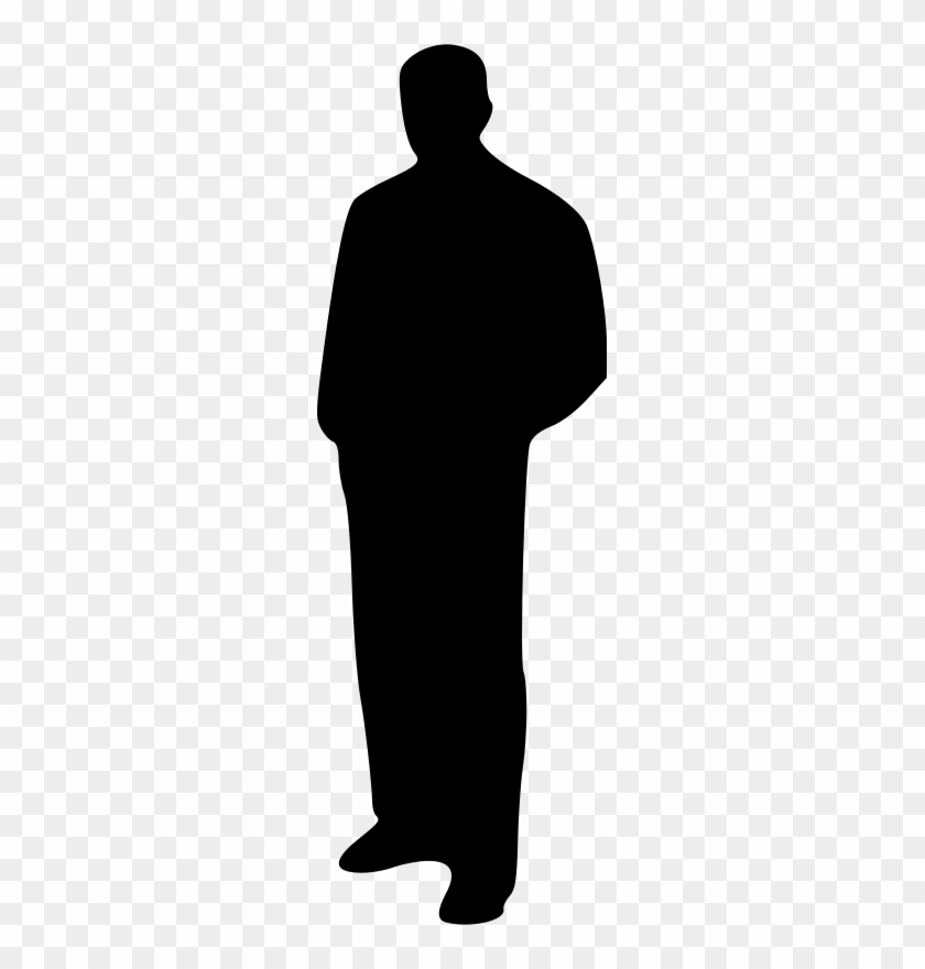 Witness Clip Art Clipart Panda - Shadow Of A Fat Man #49979