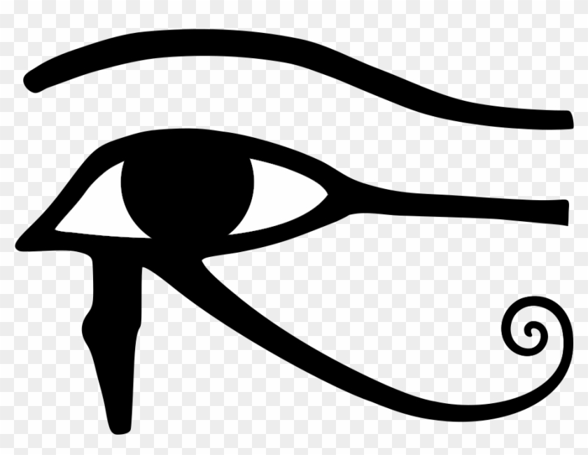 Eye Mask Clipart, Vector Clip Art Online, Royalty Free - Eye Of Horus #50136