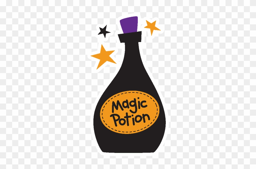 Halloween Magic Potion • - Cluster Of Stars Clipart #50183