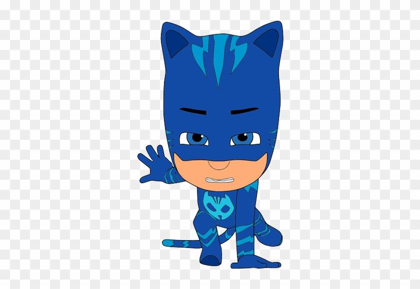 Pj Masks Clip Art Images - Catboy Pj Mask Png #50196