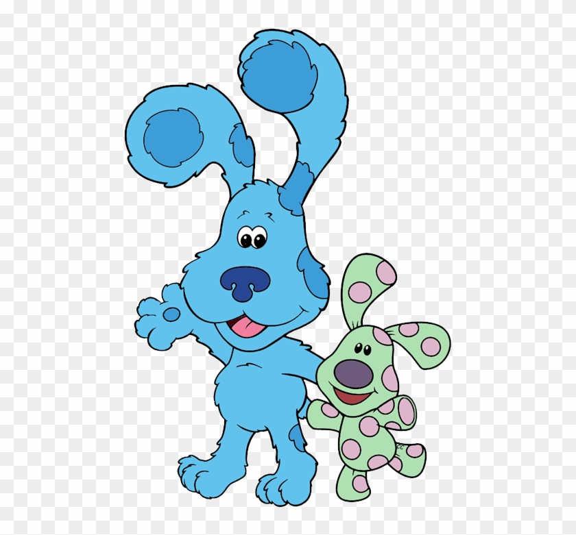 Blues Clues Clip Art - Blues Room Blue Clues #50203