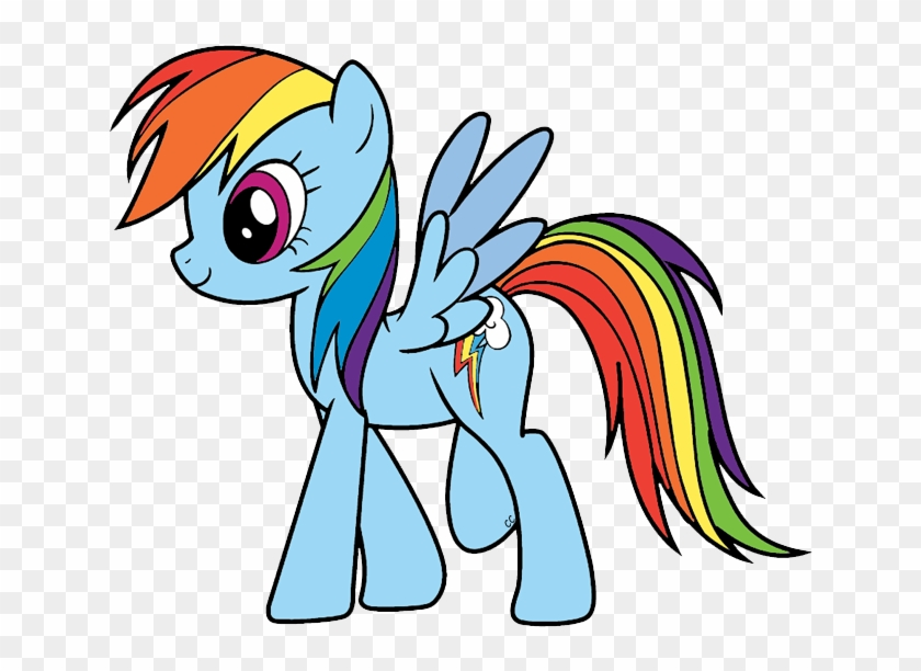 About - Rainbow Dash Coloring Pages - Free Transparent PNG Clipart ...