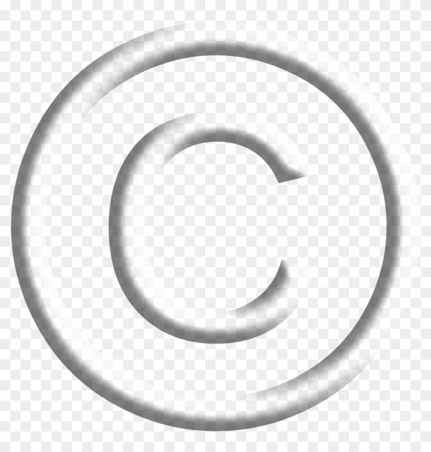 Copyright Symbol Png Transparent Images - Portable Network Graphics #50343
