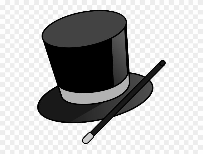 Magic Hat Png Transparent Images - Magician Hat Clip Art #50424