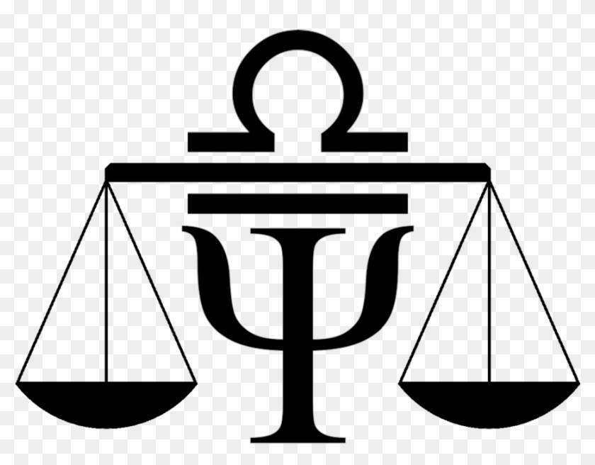 Libra Psychology Symbol Free Transparent Png Clipart Images Download