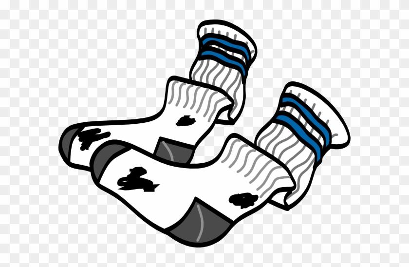 Old Socks Clip Art - Socks Clip Art #50603