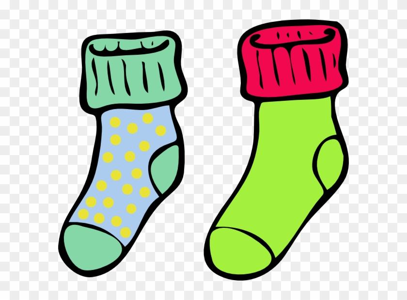 Socks Clip Art #50663