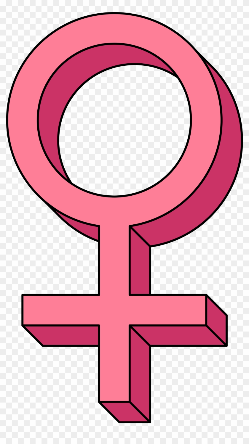 Female Venus Symbol Clipart Female Sign Free Transparent Png