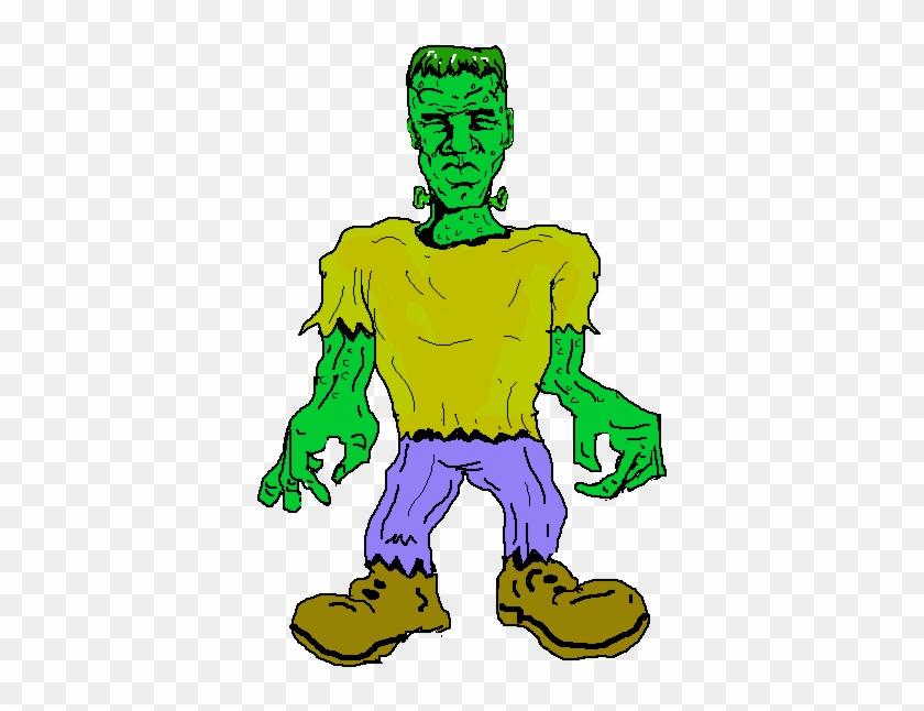 Cute Frankenstein Clipart Clip Art Is Kid - Frankenstein Monster Clipart #51146