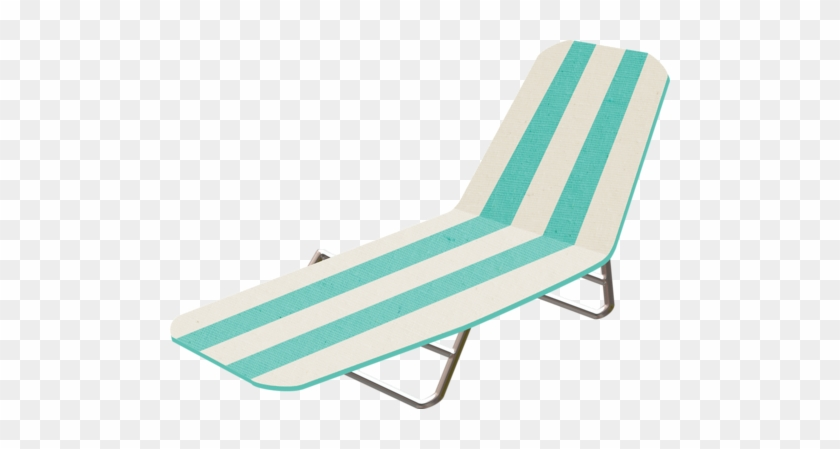 Ljs Bnf Chaise Lounge - Beach Chair Transparent Background #51196