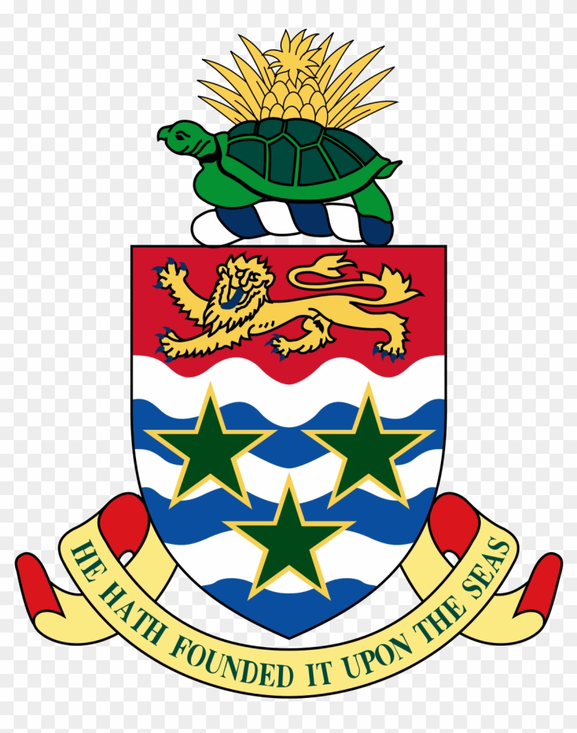Cayman Islands Coat Of Arms #51273