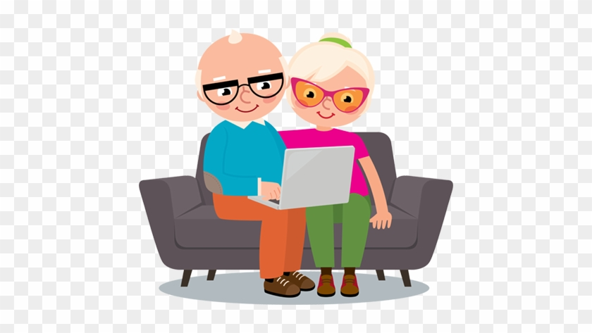 The Maximum Amount One Can Collect From Cpp When One - Old Person Internet Clipart #51345