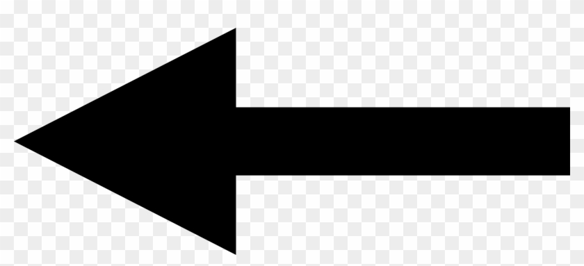 Arrow Pointing Left Free Download Clip Art On Clipart - Black Arrow Pointing Left #51374