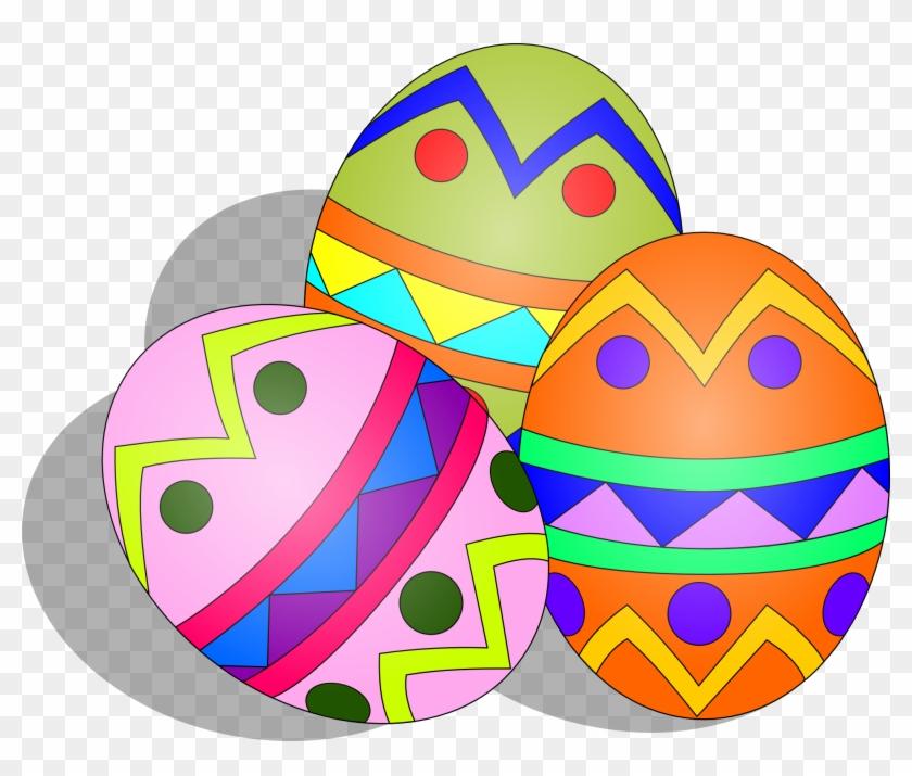 Easter Eggs Easteregg Easter Scallywag - Easter Eggs Clipart #51455