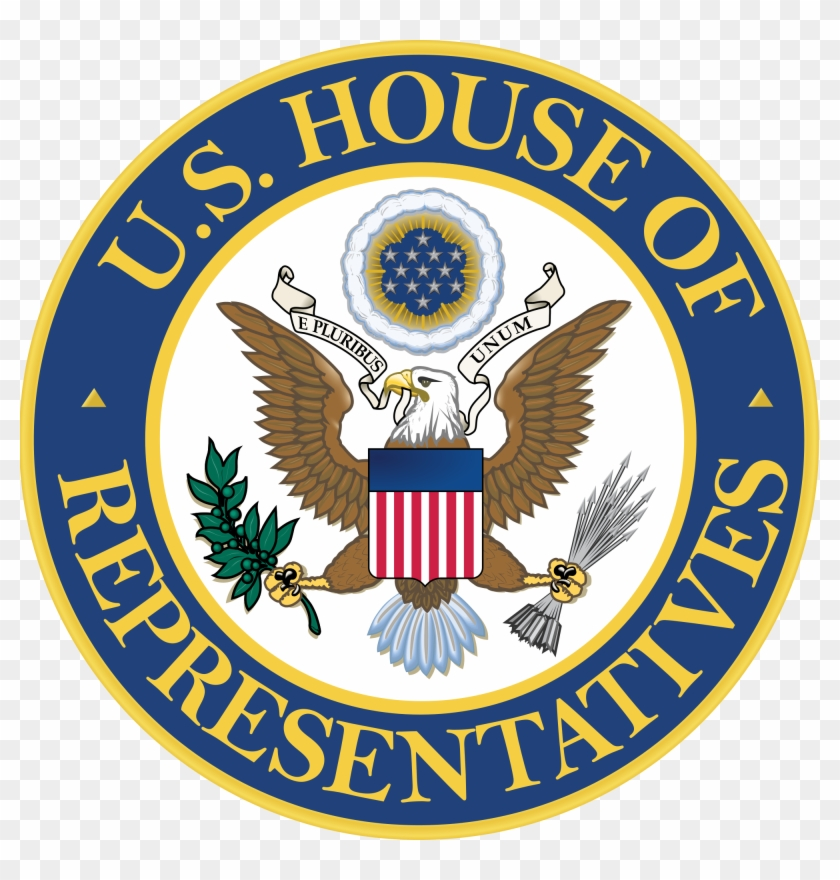 Symbols For Representative Government Clip Art House - Seal Of The United States #51542