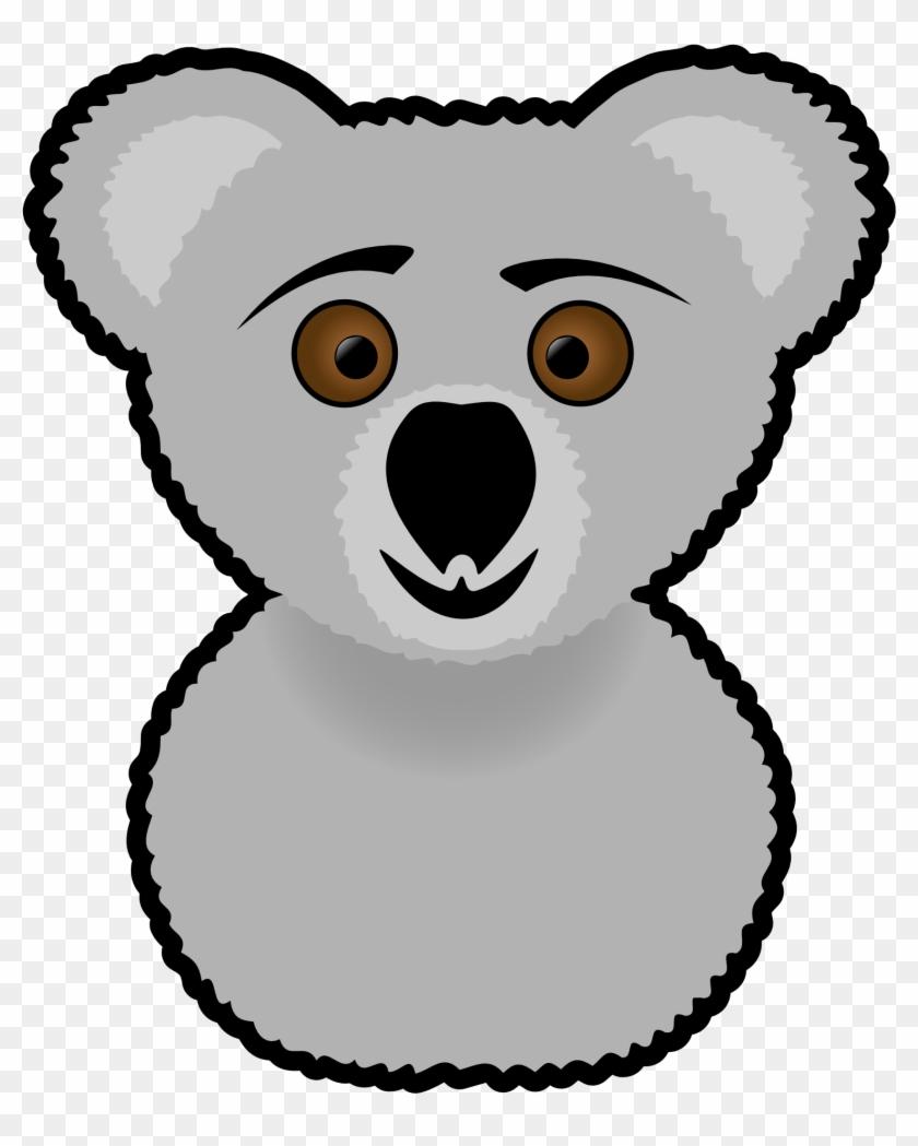 Clip Arts Related To - Koala Clip Art #51678