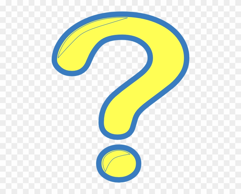 Blue Question Mark Clip Art Clipart Panda Clipart Question Mark Yellow Free Transparent Png Clipart Images Download