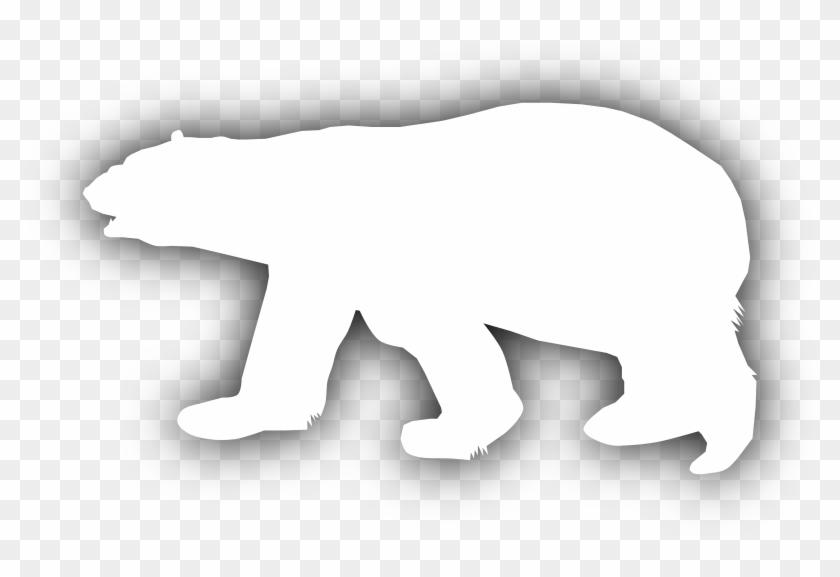 Clipart - Polar Bear #51807