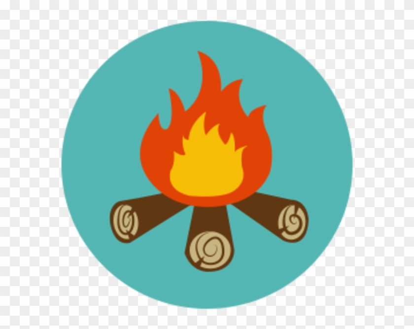 Around The Campfire Clipart Free Images - Camp Png #52013