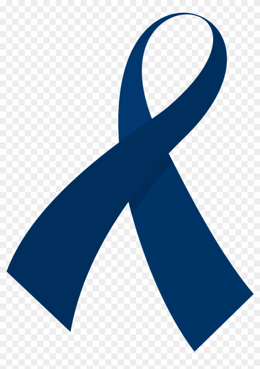 Colorectal Cancer Awareness Ribbon #52043
