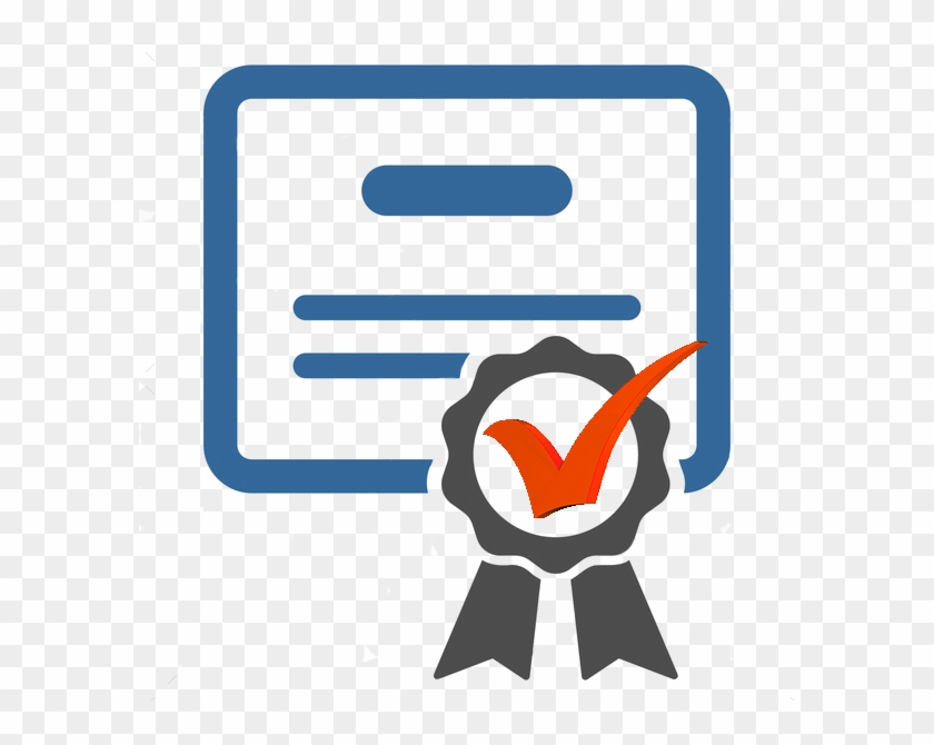 Legal Technology Certificate - Medical Certificate Icon #52099