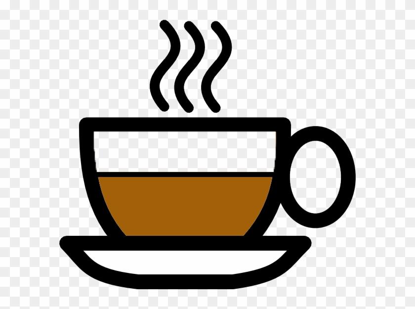 Coffee Cup Clip Art At Clker Com Vector Clip Art Online - Clip Art Coffee Cup #52658