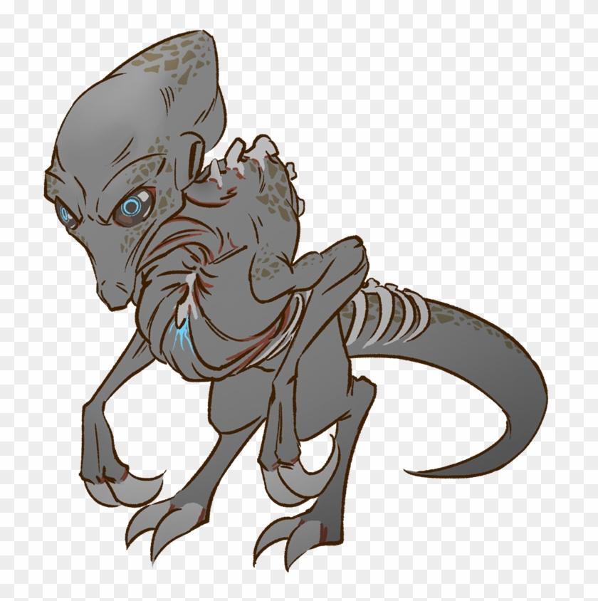 Alien Clipart Science Fiction - Alien Monster Clipart #52728