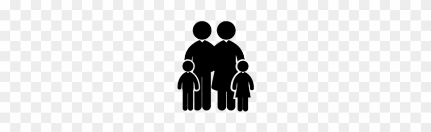 Family Law - Family House Icon Png #52876