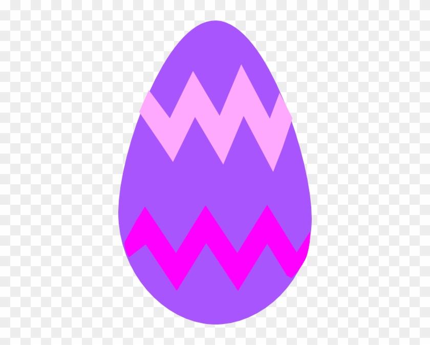 Easter Egg Clip Art - One Easter Egg Clip Art #52885