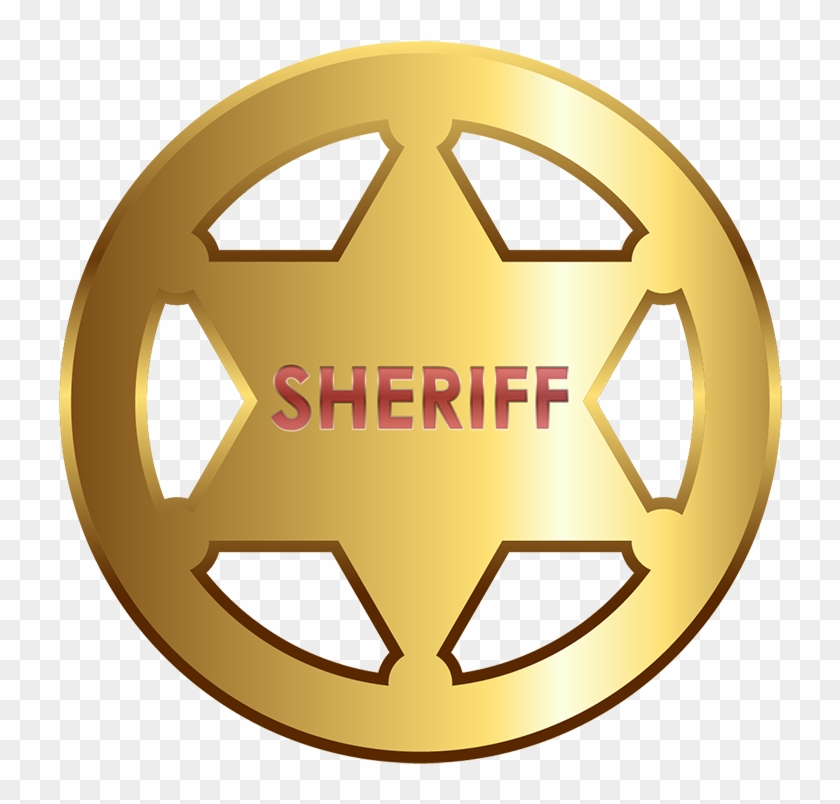 sheiff badge template clip art sheriff badge png free