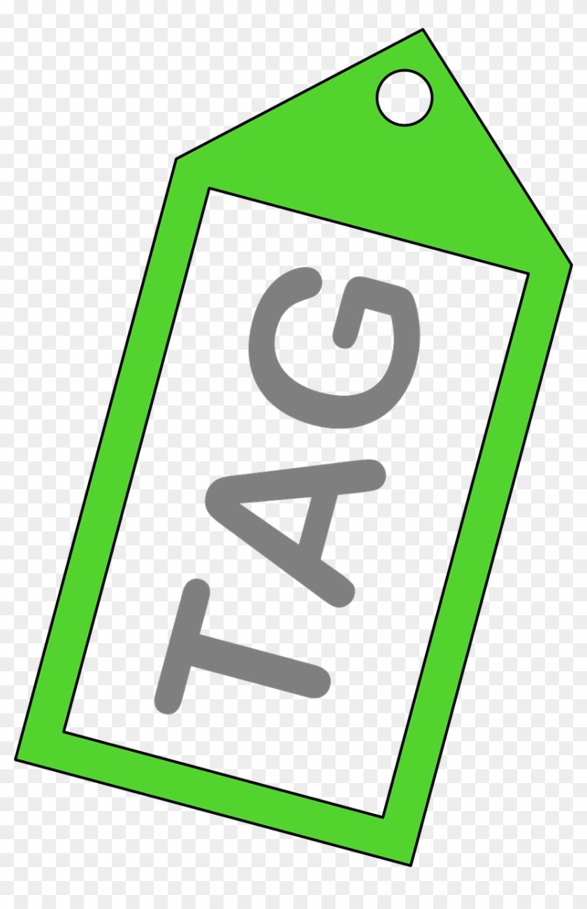 Tag Clip Art - Price Tag Clip Art #53035