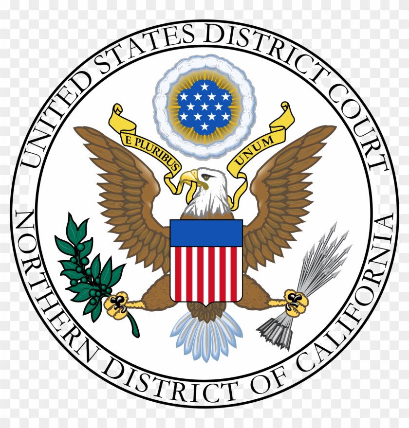 Courtroom Deputy Clerk To U - Seal Of The United States #53090