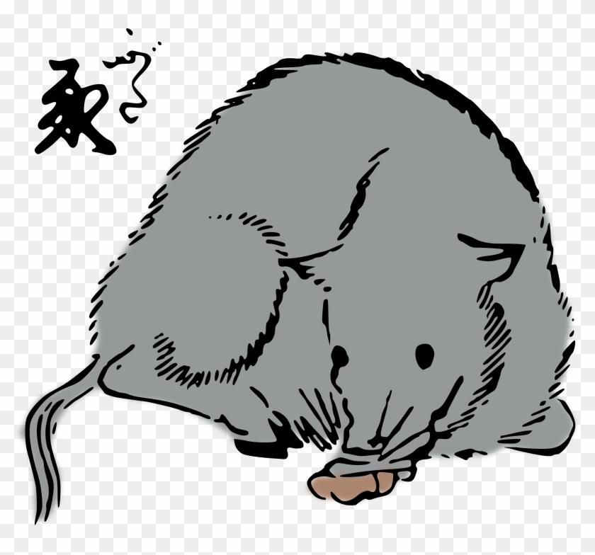 Agu-pig Clip Art Download - Rat #270959