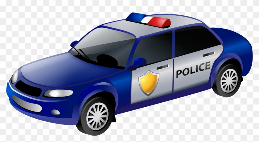Advertisement - Advertisement - Tags - Car Clipart - Police Car Png #271061