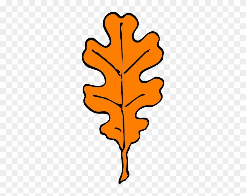 Fall Oak Leaf Clipart #271140